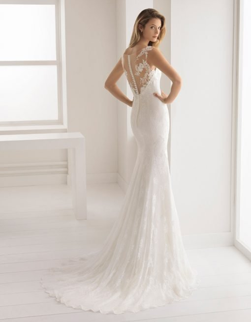 Vestido de novia Bulería - Aire