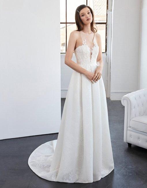 Vestido de novia Blenda - Inmaculada García