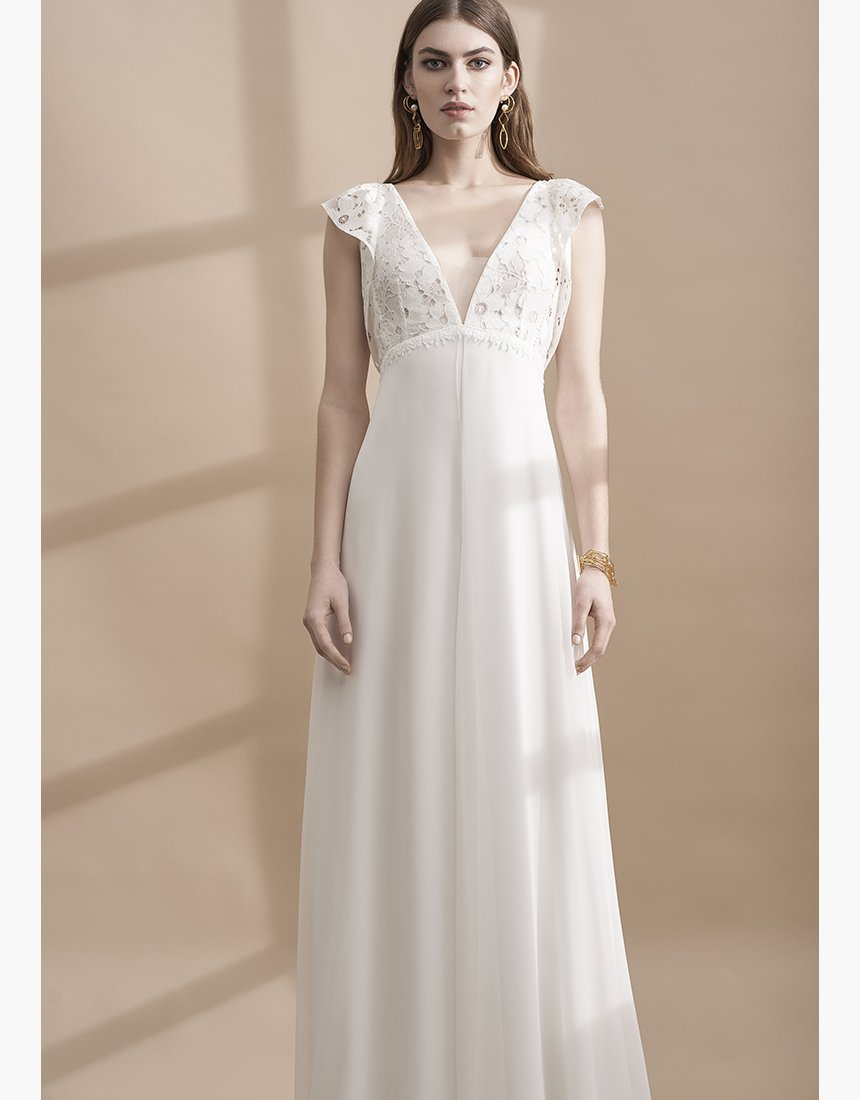 Vestido novia Hollywood- Rembo